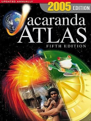 Cover of Jacaranda Atlas