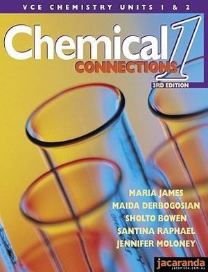 Cover of Chemical Connections