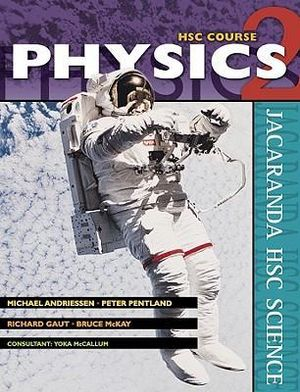 Cover of Physics 2 HSC Course