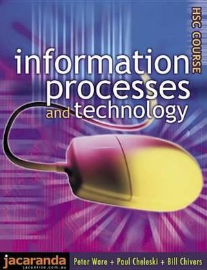 Cover of Jacaranda Information Processes and Technology