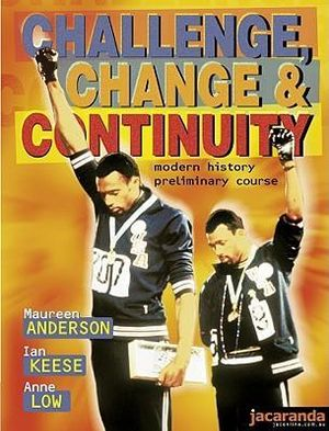 Cover of Challenge, Change and Continuity