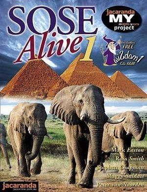 Cover of SOSE Alive 1