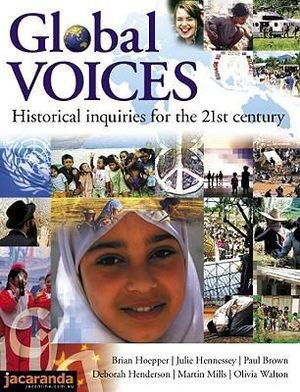 Cover of Global Voices