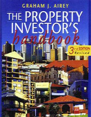 Cover of The Property Investor's Handbook