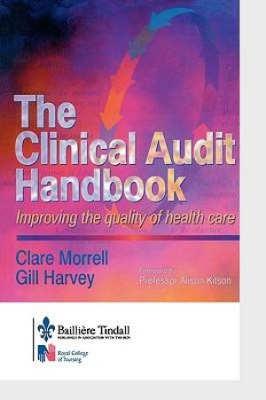 Cover of The Clinical Audit Handbook