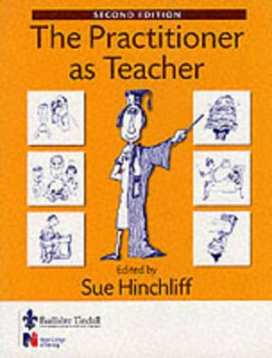 Cover of The Practitioner as Teacher