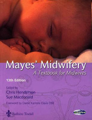 Cover of Mayes' Midwifery