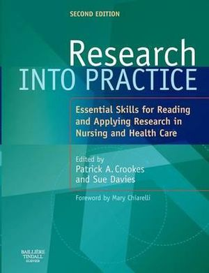 Cover of Research Into Practice