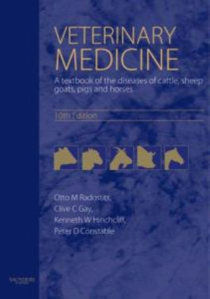 Cover of Veterinary Medicine