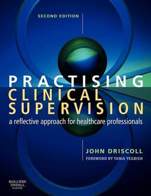 Cover of Practising Clinical Supervision