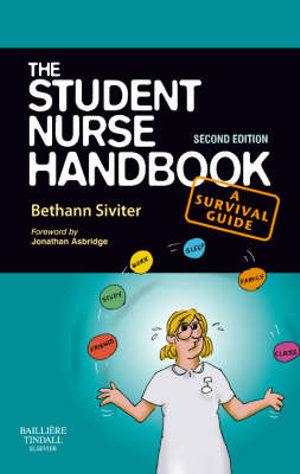 Cover of The Student Nurse Handbook