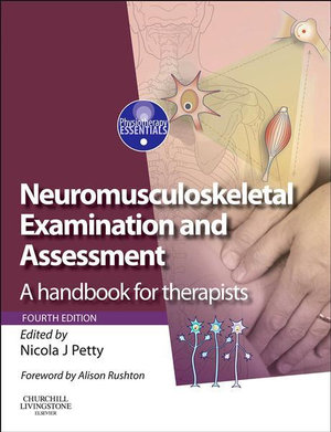 Cover of Neuromusculoskeletal Examination and Assessment,A Handbook for Therapists with PAGEBURST Access,4