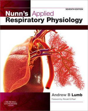 Cover of Nunn's Applied Respiratory Physiology