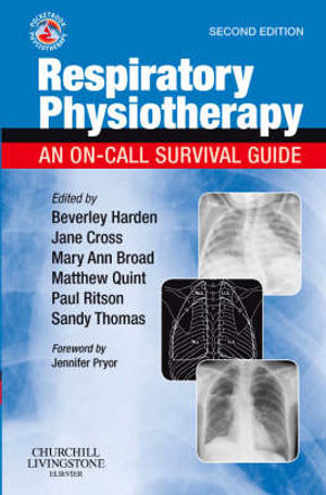Cover of Respiratory Physiotherapy