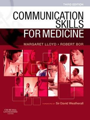 Cover of Communication Skills for Medicine 3e