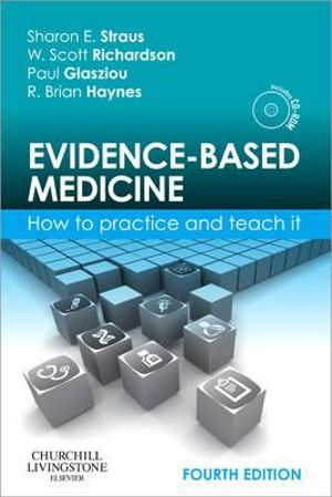 Cover of Evidence-based Medicine