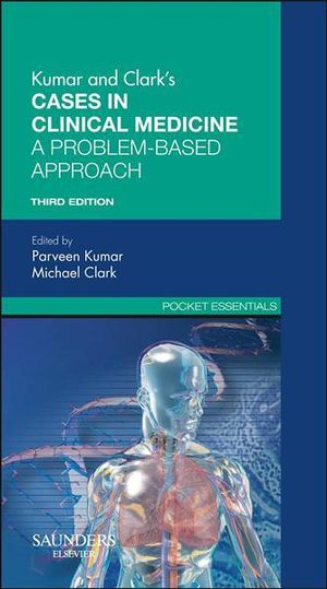 Cover of Kumar & Clark's Cases in Clinical Medicine3