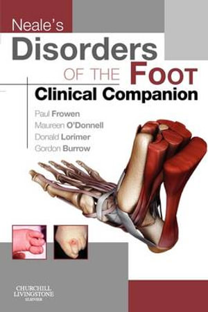 Cover of Neale's Disorders of the Foot