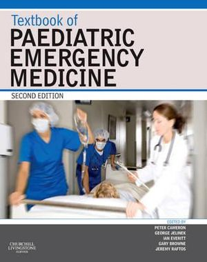 Cover of Textbook of Paediatric Emergency Medicine 2e