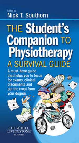 Cover of The Student's Companion to Physiotherapy