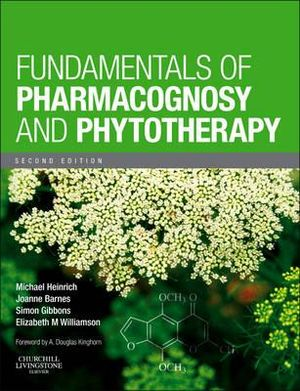 Cover of Fundamentals of Pharmacognosy and Phytotherapy