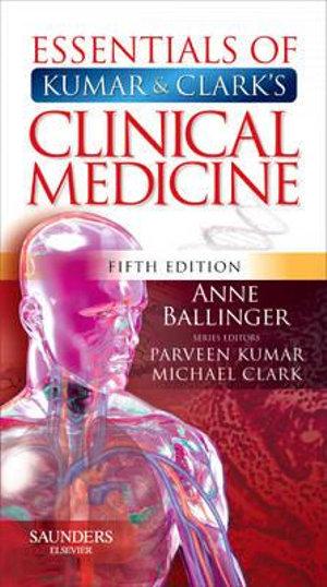 Cover of Essentials of Kumar & Clark's Clinical Medicine