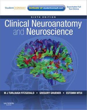 Cover of Clinical Neuroanatomy and Neuroscience