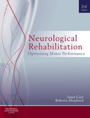 Cover of Neurological Rehabilitation