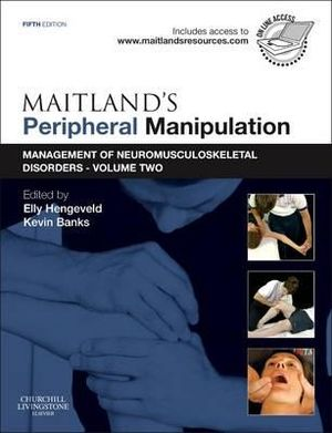 Cover of Maitland's Peripheral Manipulation