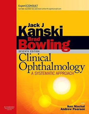 Cover of Clinical Ophthalmology
