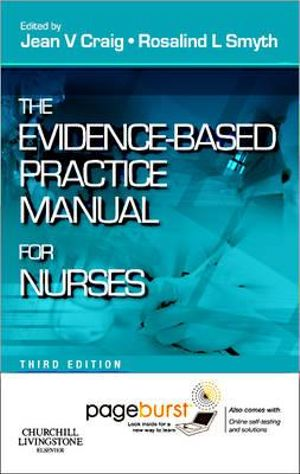Cover of The Evidence-based Practice Manual for Nurses