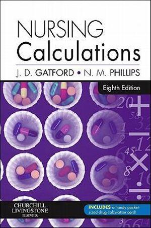 Cover of Nursing Calculations 8e