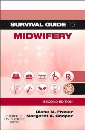 Cover of Survival Guide to Midwifery