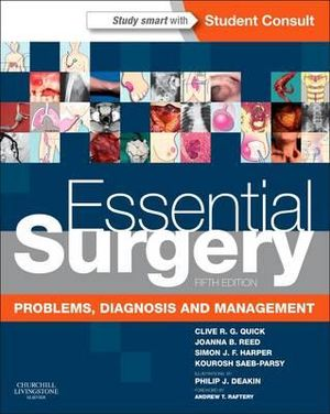 Cover of Essential Surgery