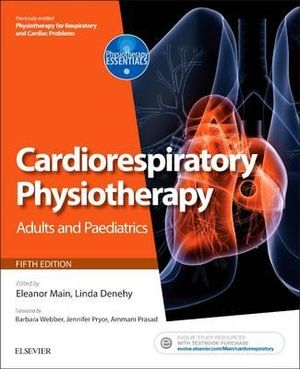 Cover of Cardiorespiratory Physiotherapy