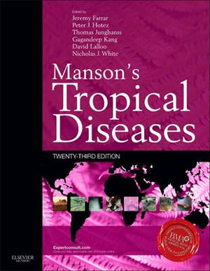 Cover of Manson's Tropical Diseases