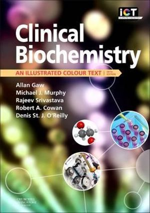 Cover of Clinical Biochemistry