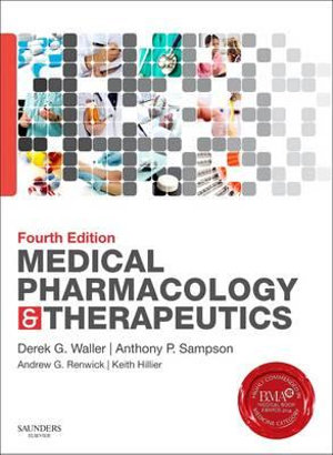 Cover of Medical Pharmacology and Therapeutics