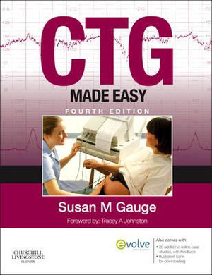 Cover of CTG Made Easy