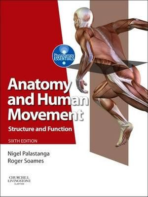 Cover of Anatomy and Human Movement