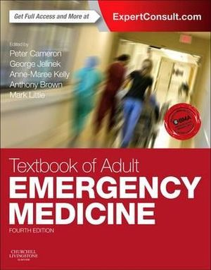 Cover of Textbook of Adult Emergency Medicine