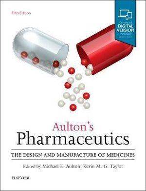 Cover of Aulton's Pharmaceutics