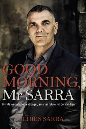 Cover of Good Morning, Mr Sarra
