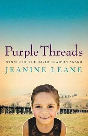 Cover of Purple Threads