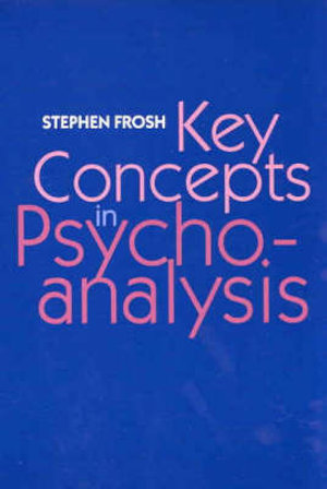 Cover of Key Concepts in Psychoanalysis