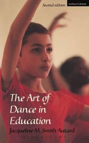 Cover of Art Of Dance in Education