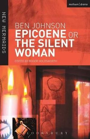 Cover of Epicoene or The Silent Woman