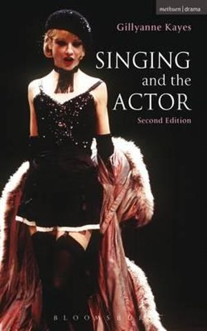 Cover of Singing and the Actor