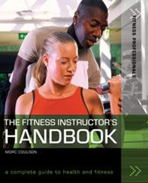 Cover of The Fitness Instructor's Handbook