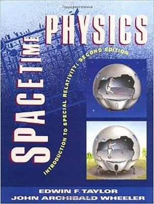 Cover of Spacetime Physics